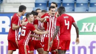 Europa League: Εύκολα στα play off ο Ολυμπιακός