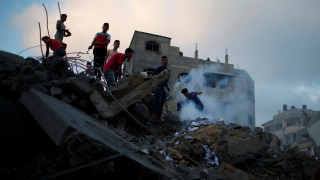 Διαβουλεύσεις για την επίτευξη εκεχειρίας στη Γάζα