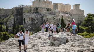 Αυξημένη η προσέλευση τουριστών στην Αθήνα φέτος