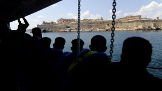 Νέα κόντρα Ιταλίας-Μάλτας με φόντο τη διάσωση 171 μεταναστών στη Μεσόγειο