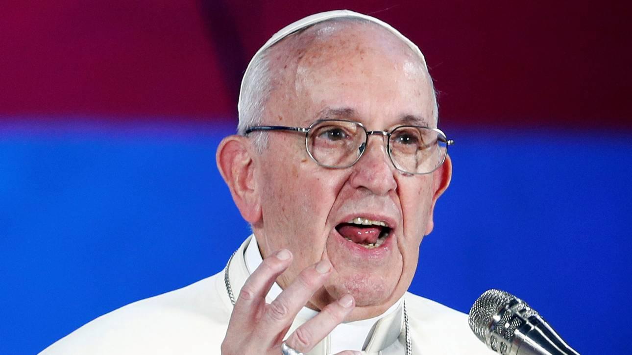 Βατικανό: Ο Πάπας στο πλευρό των θυμάτων σεξουαλικής κακοποίησης από ιερείς