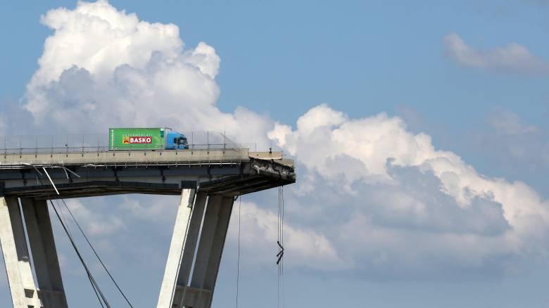 Γένοβα: Πανεπιστημιακή μελέτη είχε προειδοποιήσει για τη σταθερότητα της γέφυρας