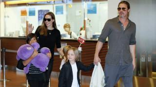 Η Αντζελίνα Τζολί πρέπει να επιτρέψει στον Μπραντ Πιτ να βλέπει τα παιδιά τους