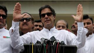Ο Ίμραν Χαν o νέος πρωθυπουργός του Πακιστάν