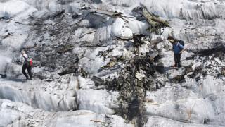 Ο καύσωνας αποκάλυψε ένα καλά κρυμμένο «μυστικό» στις ελβετικές Άλπεις