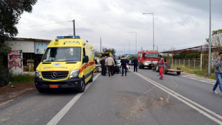 Θανατηφόρο τροχαίο με θύμα 51χρονο πεζό στις Σέρρες