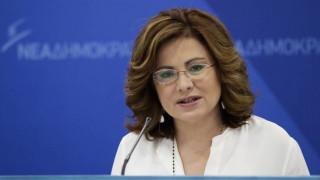 Σπυράκη: Το κρίσιμο ζήτημα για την Ελλάδα είναι να προχωρήσει χωρίς πισωγυρίσματα