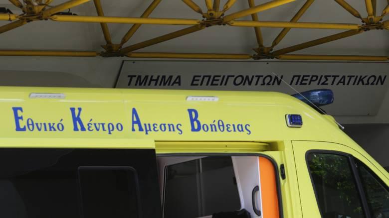 Ηράκλειο: Υπέκυψε στα τραύματά της η 48χρονη που έπεσε από τα ενετικά τείχη