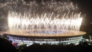 Ασιατικοί Αγώνες 2018: Εντυπωσιακές εικόνες από την έναρξή τους