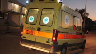 Tροχαίο στην Ημαθία: 69χρονη παρασύρθηκε από φορτηγό