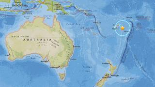 Μεγάλος σεισμός 8,2 Ρίχτερ στον Ειρηνικό Ωκεανό