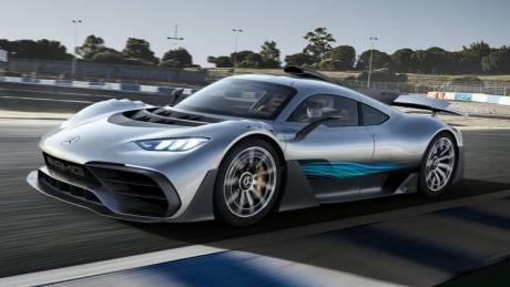Αυτοκίνητο: «Ιερά εξέταση» για τους μελλοντικούς ιδιοκτήτες του Mercedes-AMG Project One