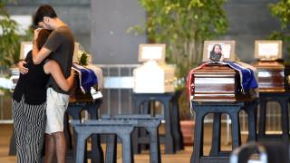 Γένοβα: Ολοκληρώθηκε η επιχείρηση εντοπισμού των αγνοούμενων - 43 οι νεκροί