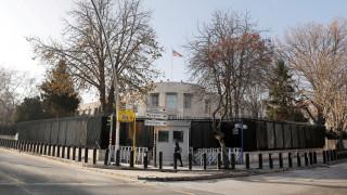 Πυροβολισμοί κατά της αμερικάνικης πρεσβείας στην Άγκυρα