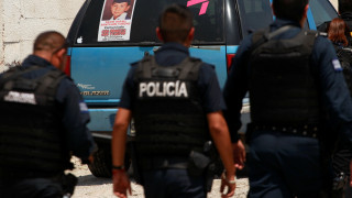 Μεξικό: Εκδόθηκε πολίτης του Ελ Σαλβαδόρ ως μέλος της συμμορίας MS-13