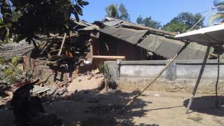 Ινδονησία: Δέκα νεκροί από τους ισχυρούς σεισμούς στο Λομπόκ