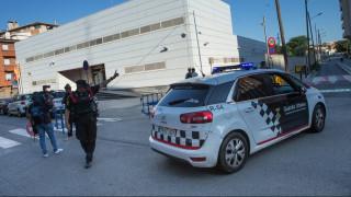 Τρομοκρατική επίθεση η εισβολή ενόπλου σε αστυνομικό τμήμα στην Καταλονία