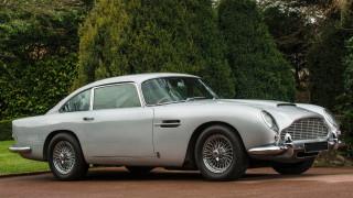 25 επανεκδόσεις της θρυλικής Aston Martin DB5 ζητούν τον… Τζέιμς Μποντ τους