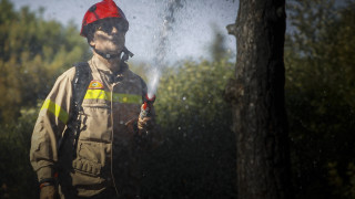 Πολύ υψηλός ο κίνδυνος πυρκαγιάς για την Τρίτη