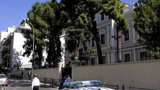 Περίεργο περιστατικό με αντιεξουσιαστές έξω από την ιταλική πρεσβεία – Επτά προσαγωγές