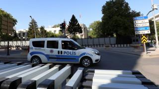 Δύο συλλήψεις για τους πυροβολισμούς εναντίον της αμερικανικής πρεσβείας στην Άγκυρα