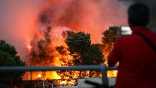 Πώς ξέσπασε η φονική πυρκαγιά της 23ης Ιουλίου - Βίντεο ντοκουμέντο