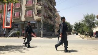 Ρουκέτες έπληξαν περιοχή κοντά στο προεδρικό μέγαρο της Καμπούλ