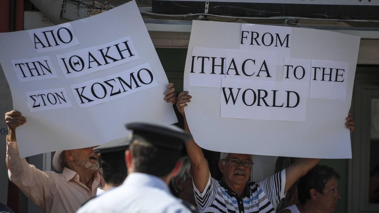 Δήμαρχος Ιθάκης: Με το διάγγελμα του Τσίπρα πιστεύω να λυτρωθεί ο ελληνικός λαός