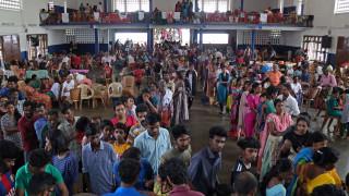 Ινδία: Περισσότερο από ένα εκατομμύριο εκτοπισμένοι από τις φονικές πλημμύρες