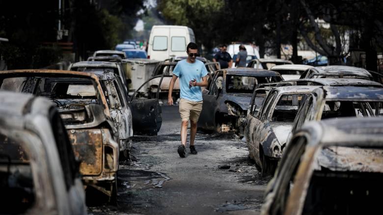 Φωτιά Μάτι: Λάθη και παραλείψεις «δείχνει» το πόρισμα πραγματογνώμονα των θυμάτων
