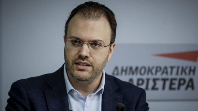 Θεοχαρόπουλος: Η αυταπάτη σήμερα μετατράπηκε σε πολιτική απάτη