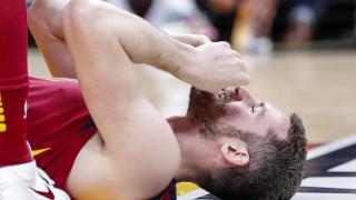 «Υπήρξαν στιγμές που νόμιζα ότι θα πεθάνω»: Ο μπασκετμπολίστας Κέβιν Λαβ για το άγχος του