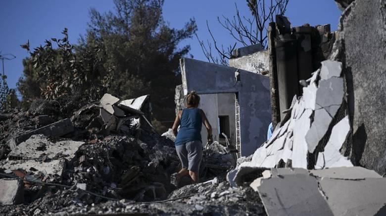 Στα 33,7 εκατ. ευρώ οι ασφαλιστικές αποζημιώσεις για τις καταστροφικές πυρκαγιές