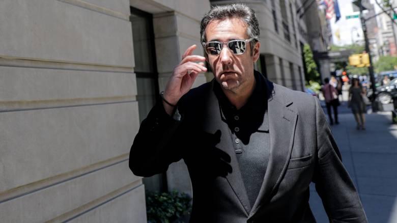 Ο πρώην προσωπικός δικηγόρος του Τραμπ ίσως δηλώσει ένοχος για φοροδιαφυγή