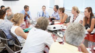 Συνάντηση Μητσοτάκη με τη συντονιστική επιτροπή κατοίκων από Μάτι και Ν. Βουτζά