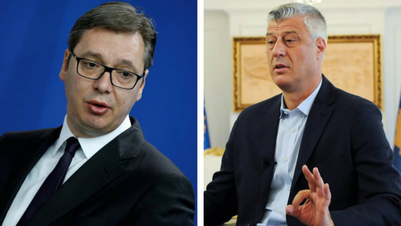 Αλλαγή συνόρων και ανταλλαγή εδαφών: Σερβία και Κόσοβο