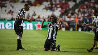 Champions League: «Όρθιος» ο ΠΑΟΚ στη Λισαβόνα, 1-1 με τη Μπενφίκα