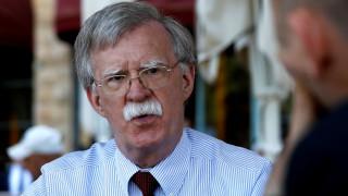 Μπόλτον: Η κρίση στην Τουρκία μπορεί να τερματιστεί εάν ελευθερωθεί ο Μπράνσον