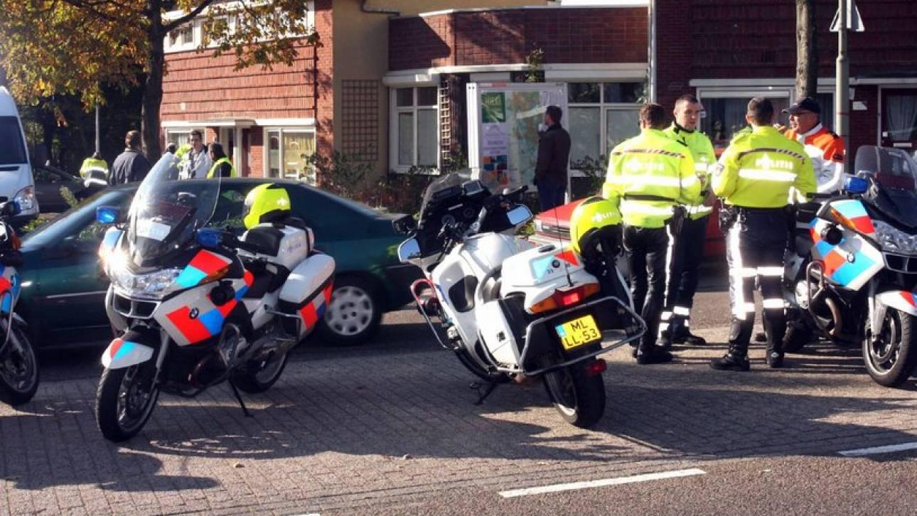 Άνδρας σκοτώθηκε πέφτοντας με το αυτοκίνητό του σε δημαρχείο της Ολλανδίας