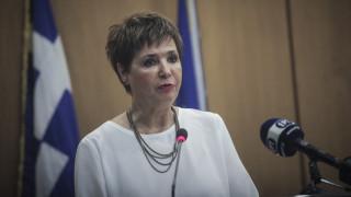 Γεροβασίλη: Θα γίνουν προσλήψεις, «όσες μπορεί και αντέχει το Δημόσιο»