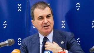 Ομέρ Τσελίκ: «Σκανδαλώδης η απόφαση» για άσυλο στον Τούρκο αξιωματικό