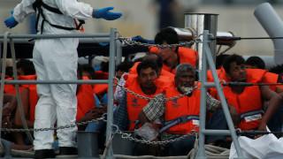 Μάλτα: Διάσωση 100 μεταναστών από το πολεμικό ναυτικό
