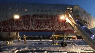 Αναγκαστική προσγείωση αεροσκάφους μετά από φωτιά στον κινητήρα του