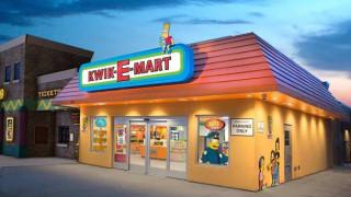 Το αγαπημένο παντοπωλείο Kwik-E-Mart Simpsons «ζωντανεύει»