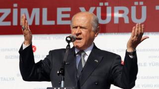 Μπαχτσελί: Οι Έλληνες να μην ξεχνούν τη Μικρασιατική καταστροφή