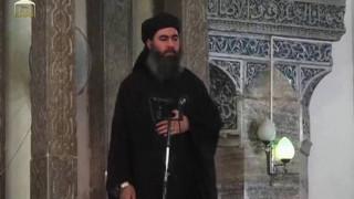 Σημάδια ζωής έδωσε ο ηγέτης του ΙSIS Αμπού Μπακρ αλ Μπαγκνταντί