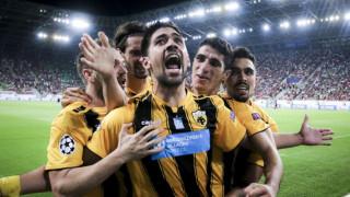 Champions League: ΑΕΚ έτοιμη για ομίλους, 2-1 τη Βίντι
