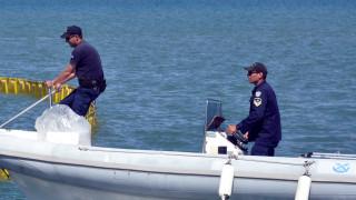 Τήνος: Διάσωση 29χρονου και του σκύλου του που έπεσαν στη θάλασσα
