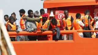 Ιταλία: Κρούσματα ψώρας σε μετανάστες που περιμένουν να αποβιβαστούν στη Σικελία