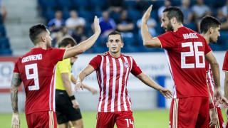 Ολυμπιακός - Μπέρνλι: Πρώτο… βήμα για το Europa League